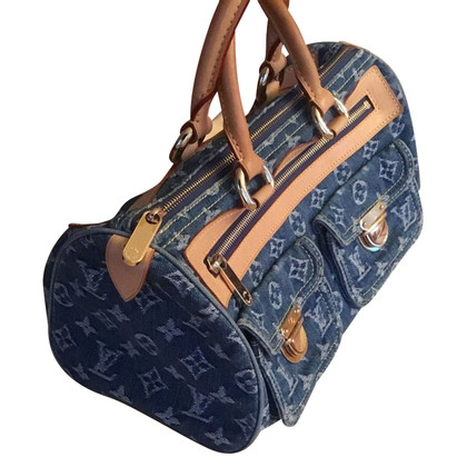"Louis Vuitton ""Speedy Monogram Denim"""