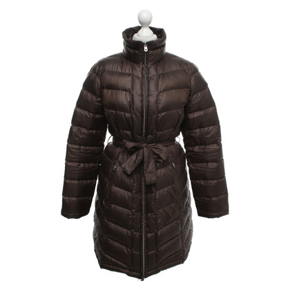 Max Mara Quilted coat in brown