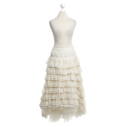 Rena Lange skirt made of lace / tulle
