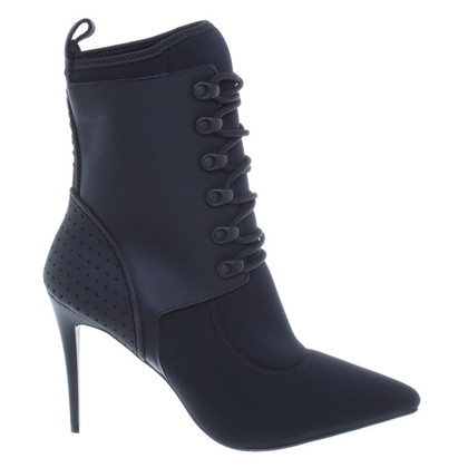 H&M (designers collection for H&M) Lace-up ankle boots in black