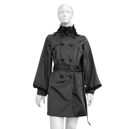 Fay Coat in black