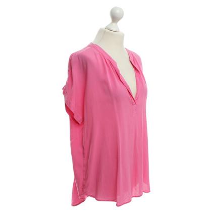Velvet Camicia in rosa