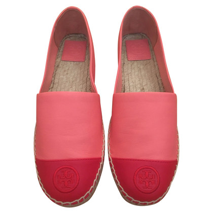 Tory Burch Due espadrillas colorate