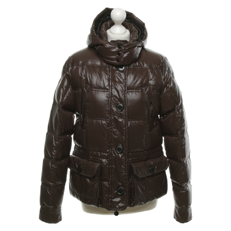 Moncler Khaki jacket with down