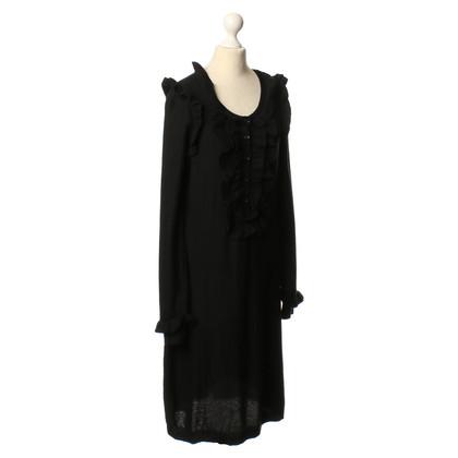 Sonia Rykiel Abito in maglia in nero