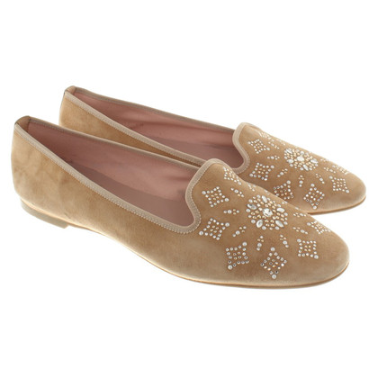 Pretty Ballerinas Mocassins Beige