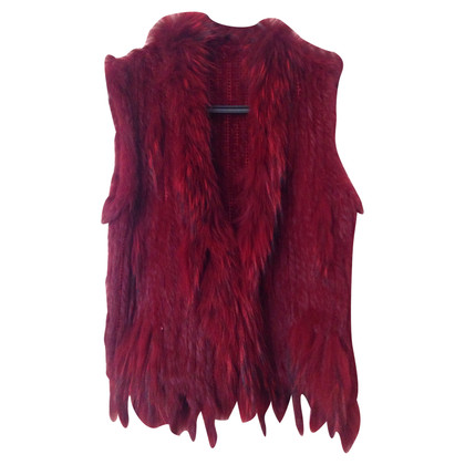 Oakwood fur vest