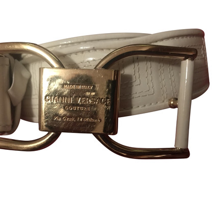 Gianni Versace ceintures en cuir