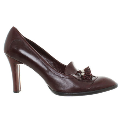 Tod's Leather pumps in Bordeaux