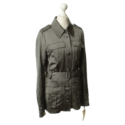 Drykorn Jacke mit Taillengürtel