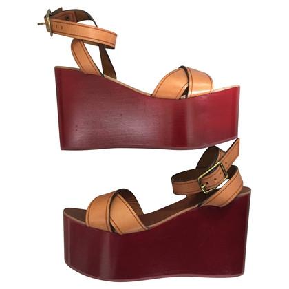 Isabel Marant Platform sandals