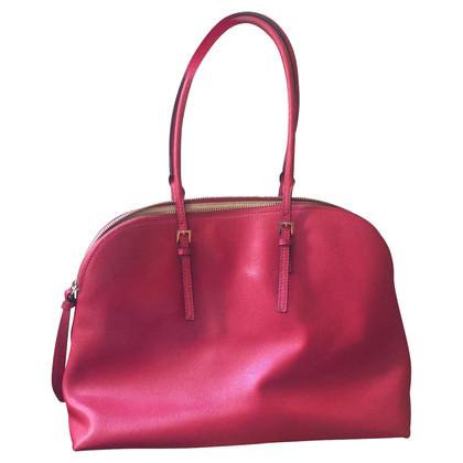 Coccinelle Rode schouder tas