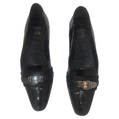 Gucci Ballerinas in black
