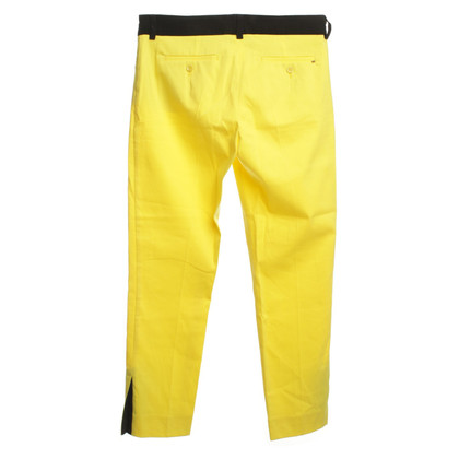 Sport Max Pants in Yellow