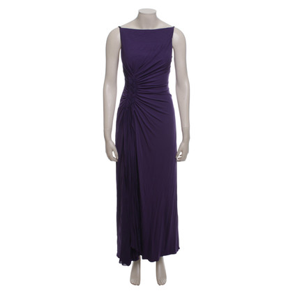 Karen Millen Maxi Dress in Purple