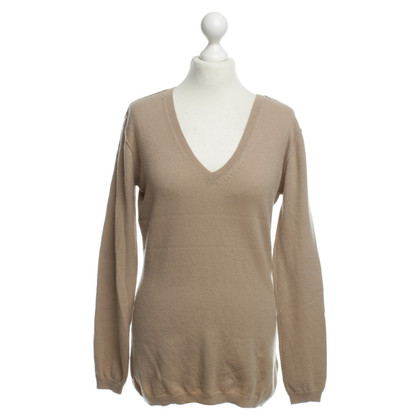 FTC Cashmere sweater in beige