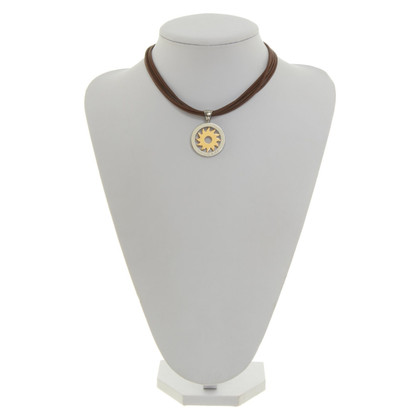 Bulgari Necklace with application