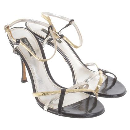 Dolce & Gabbana Sandalen Leather