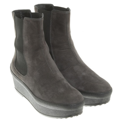 Tod's Bottines à Gray