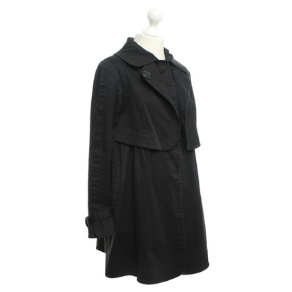 Fendi Trenchcoat in Schwarz