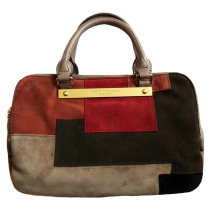 Marc by Marc Jacobs Borsa in cuoio colorato