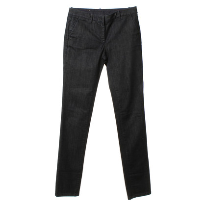 Jil Sander Jeans in dark blue
