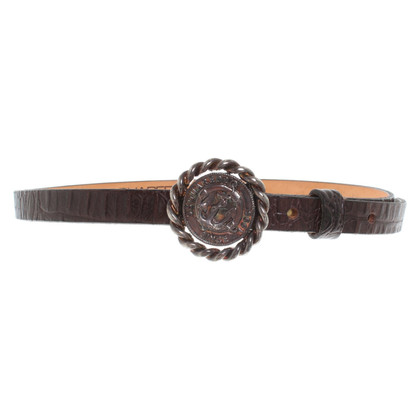 Dsquared2 Belt in reptile look