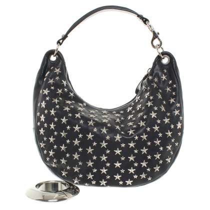 Jimmy Choo Handbag with star stocking