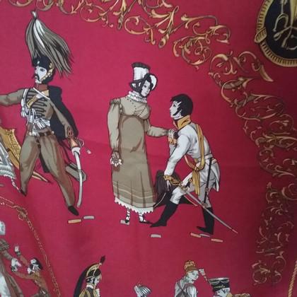 Hermès Tuch aus Seidentwill
