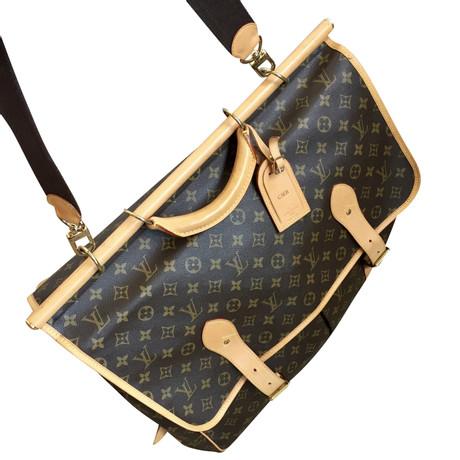 Louis Vuitton Kleidersack in Monogramm Canvas Braun Rabatt Klassisch Günstig Kaufen Bequem cHjrDA