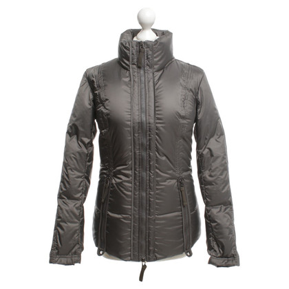 Jet Set Down jacket in grey