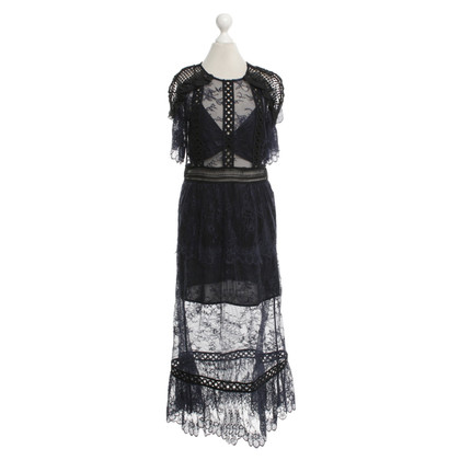 Self-Portrait Lace dress