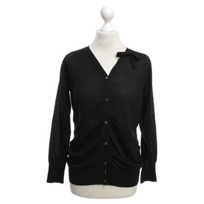 Isabel Marant Etoile Vest in zwart