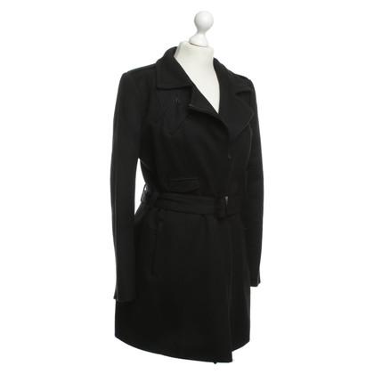Drykorn Coat in black
