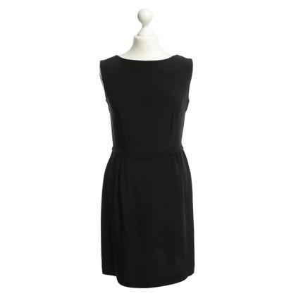 Mani Kleid in Schwarz