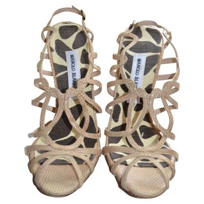 Manolo Blahnik sandali