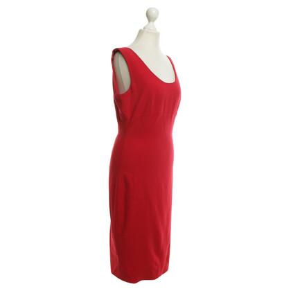 Dolce & Gabbana Cocktail jurk in rood