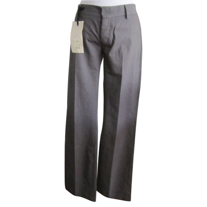 Drykorn Trousers with pinstripes