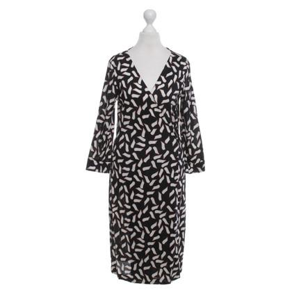 Diane von Furstenberg Wickelkleid aus Muster