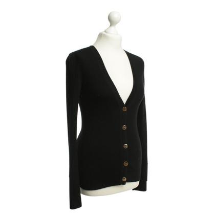 Tory Burch Vest in zwart