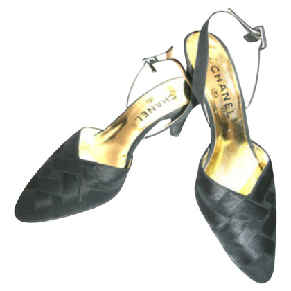 Chanel Slingback sandals
