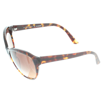 Jil Sander Cateye zonnebril
