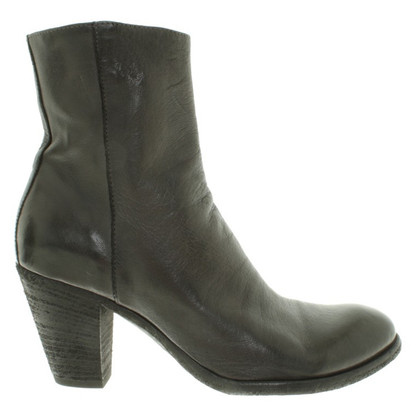 Officine Creative Ankle boots in black