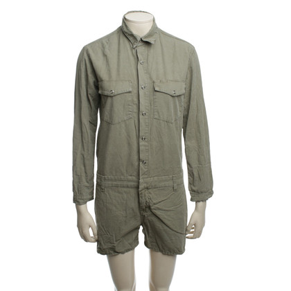 J Brand Playsuit in Olive