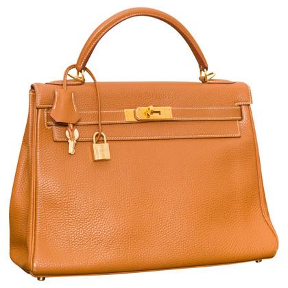 """Hermès """"Kelly Bag 32"""" Togo leather"""