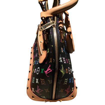 """Louis Vuitton """"Alma PM Monogram Multicolore Canvas Noir"""""""
