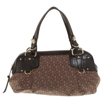 Donna Karan Borsa in marrone