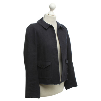 Joseph Open blazer in paars