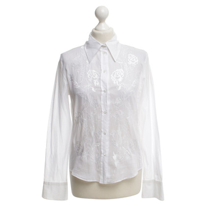 Strenesse Blouse with embroidery