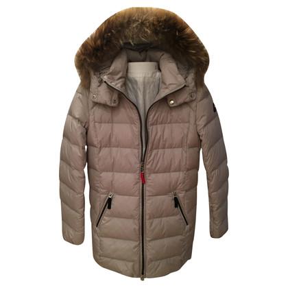 Bogner Ski jacket with real fur trim